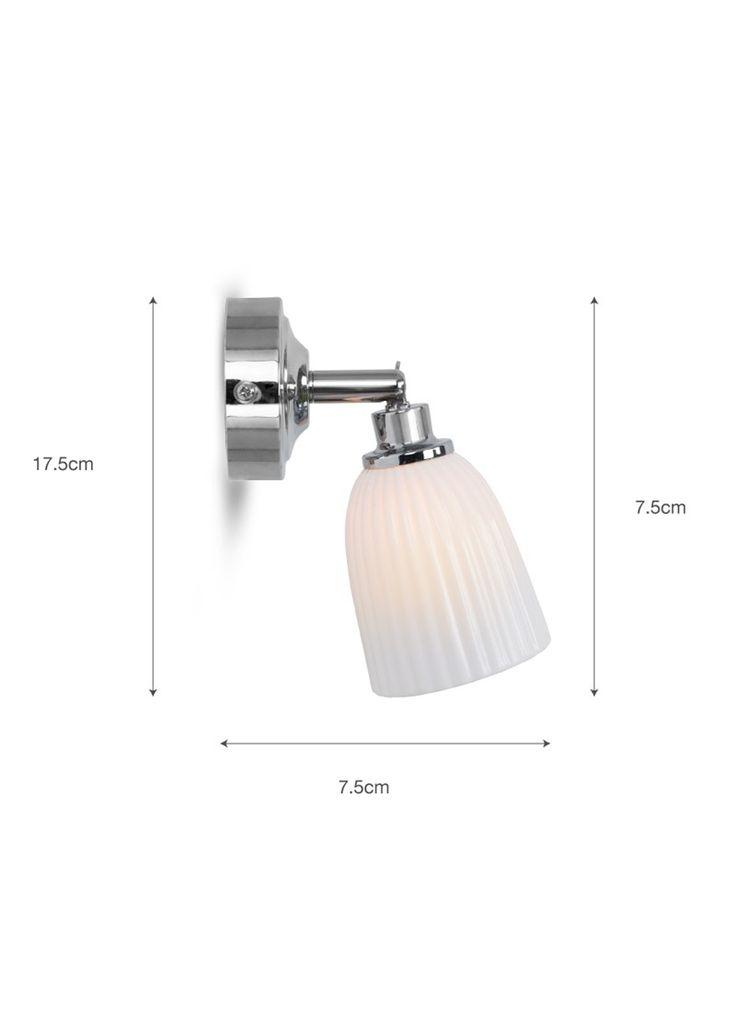 Die besten 25+ Bathroom spotlights Ideen auf Pinterest - wandlampen für badezimmer