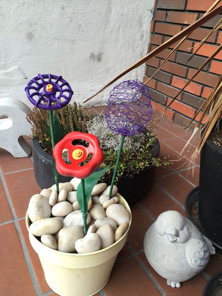 Egenprodusert blomst