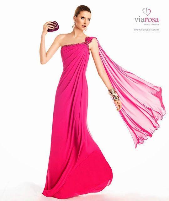 Mejores 7 imágenes de Invitadas en Pinterest | Vestidos de noche ...