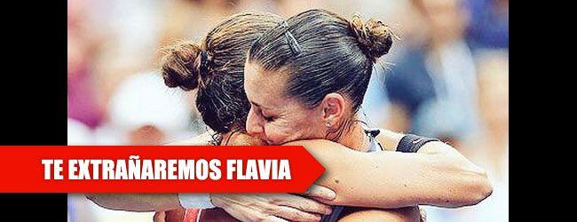 Las tenistas italianas se convirtieron en las verdaderas protagonistas de lo que todo el mundo esperaba que fuera la gran fiesta de Serena Williams. Pennetta y Vinci hicieron historia para el tenis femenino italiano, en una final donde Pennetta anunció su retirada del tenis.