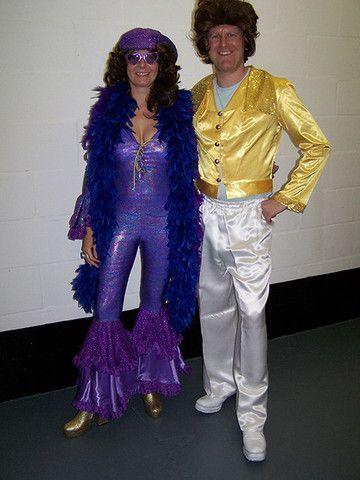 1970s Abba Couple – Mad World Fancy Dress
