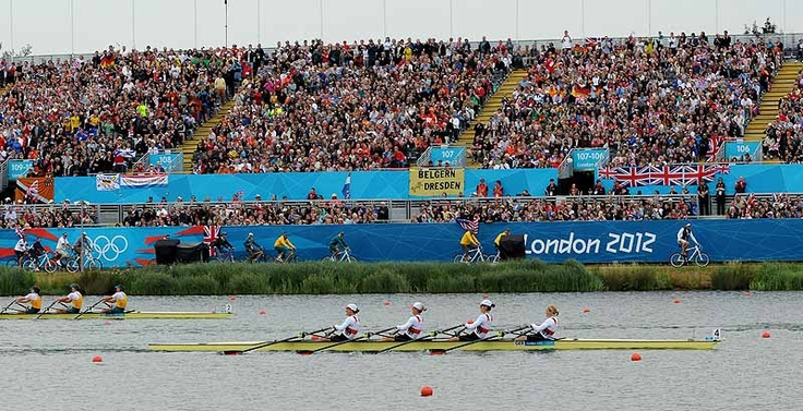 World Rowing • Galleries | 2012 Olympic Rowing Regatta #w4x