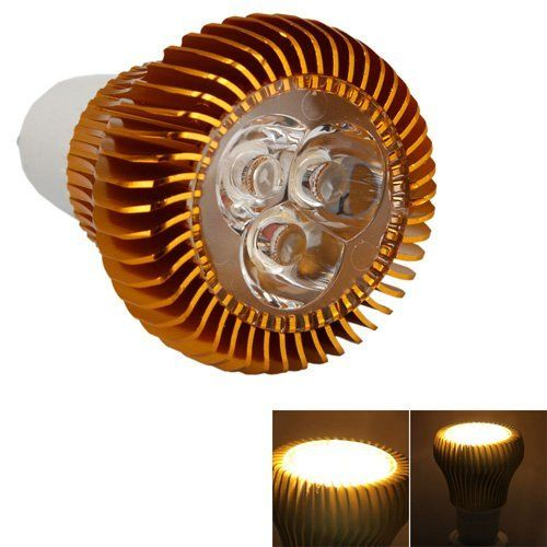 ... Led Spot Light Bulb Gold by Crazy Cart. $5.24. Features 1.New and high quality 2.Low power consumption and energy-saving 3.Low voltage no flicker ...  sc 1 st  Pinterest & 73 best Outdoor Décor - Lighting images on Pinterest | Outdoor ... azcodes.com