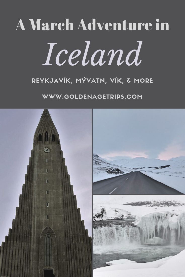 Wondering What To Expect Druing A Trip Iceland In March Come With Us Read About Things Do Eat And Where Stay