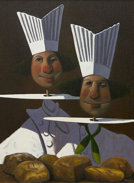 The Baker and His Apprentice