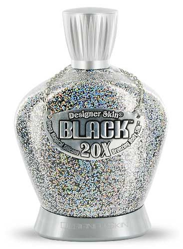 The best tanning lotion EVER, designer skin black
