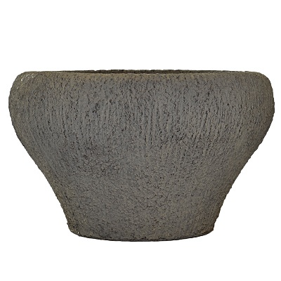 Antique Grey Textured Planter     was $19.99 now $9.99   SKU 115284 Extra Small   11.5 inches wide  7 inches high     was $34.99 now $17.49   SKU 115285 Small   14 inches wide  8.5 inches high     was $46.99 now $23.49   SKU 115286 Medium   17 inches wide  10 inches high     was $59.99 now $29.99   SKU 115287 Large   20 inches wide  12 inches high
