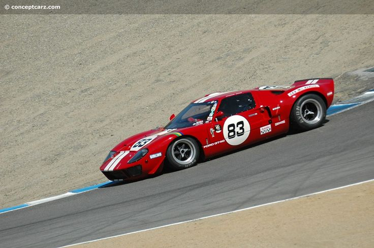 1969 Ford GT40 Ford gt40, Gt40, Ford