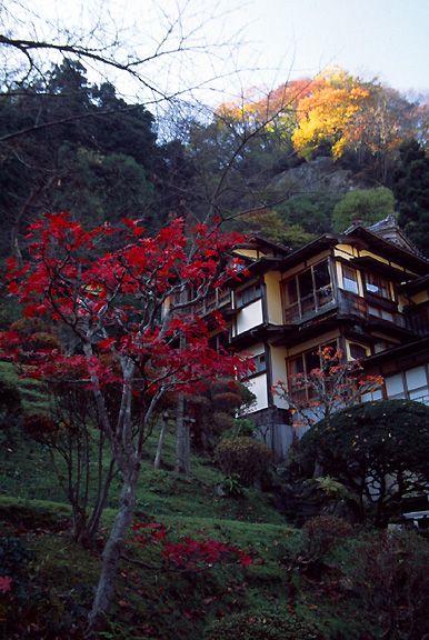 Aizu-Higashiyama Onsen, Fukushima