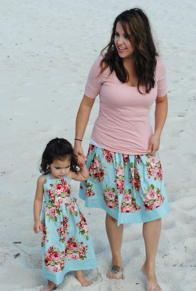 Mommy and Me Matching Outfit