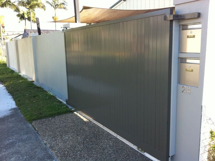Automatic Sliding Gate Manufacturer From: 40 Best Images About Modern Driveway Gate On Pinterest