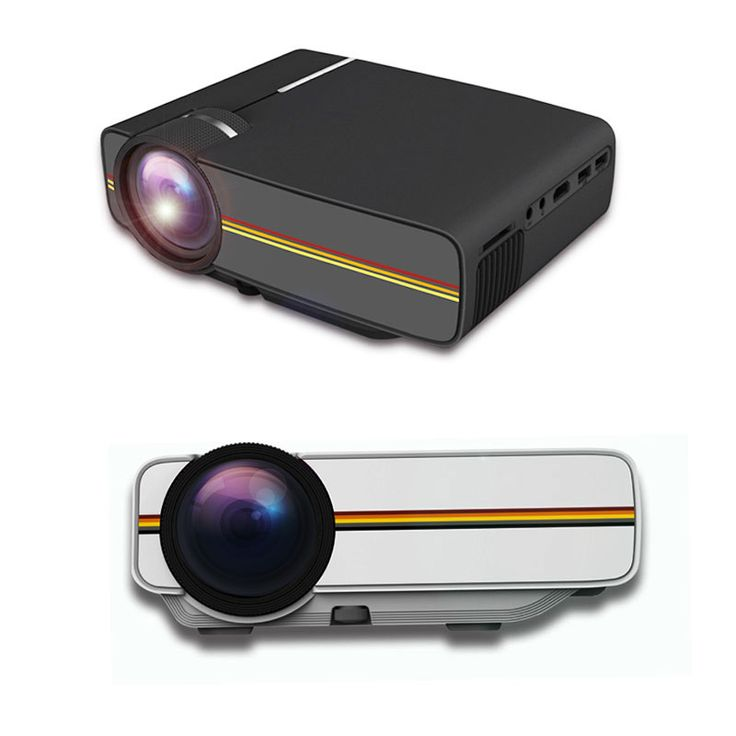 >> Click to Buy << Portable Digital HDMI Projectors USB AV SD mini LED Projector Wired Sync Display Home Theater fuLl HD 1080P Proyector #Affiliate