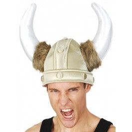 Soft Viking Hat Costume - Caseys Toys