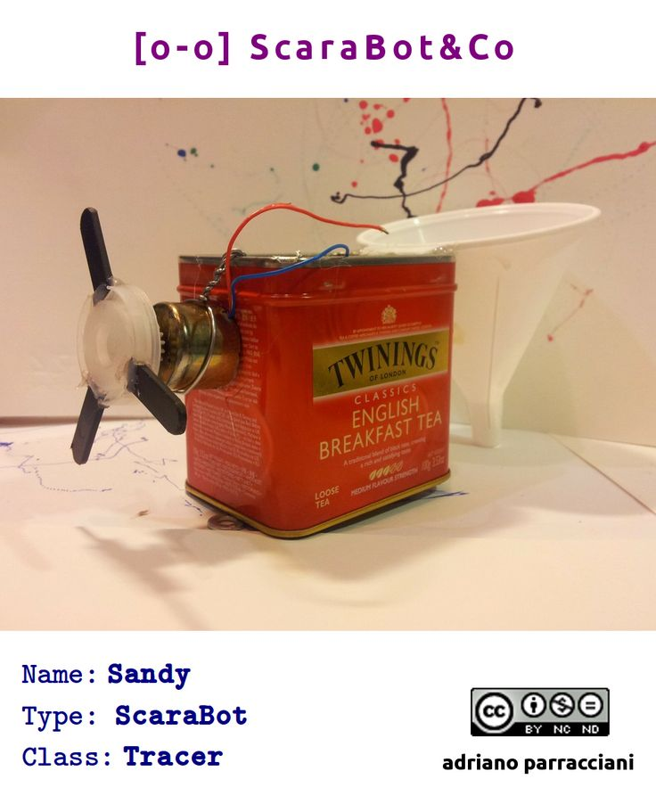 Sandy - ScaraBot that draws with sand #tinkering