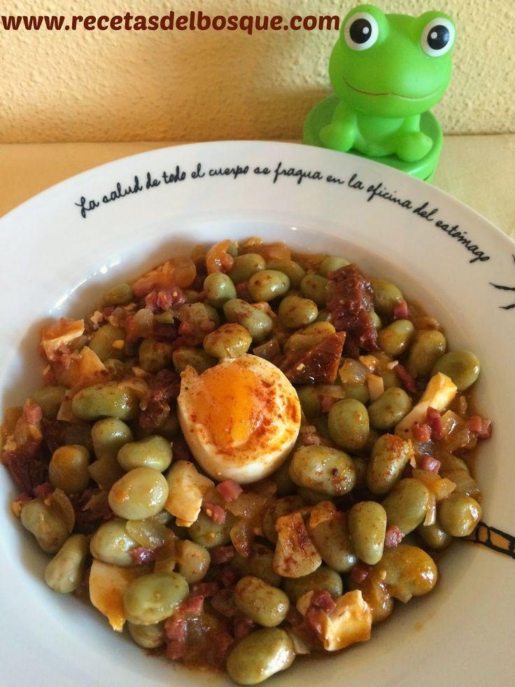 17 mejores ideas sobre habas verdes en pinterest recetas for Como cocinar acelgas frescas