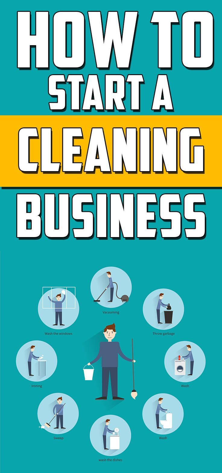 TOP 5 Ways to Start a Cleaning Business for Beginners