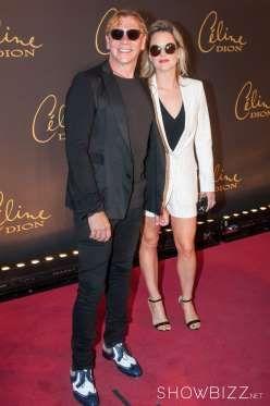 Grande première du spectacle de Céline Dion à Montréal - Fournis par Média Happy…