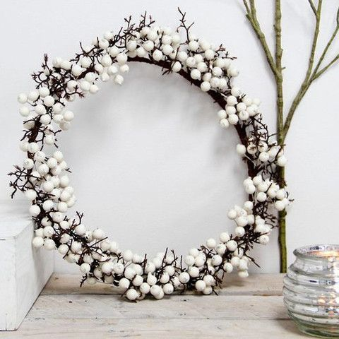 Berry & Twig Wreath