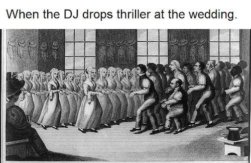 art memes thriller