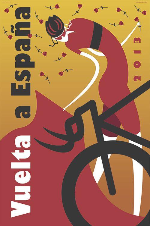 BicycleGifts.com - Vuelta a Espana, $34.00 (http://www.bicyclegifts.com/vuelta-a-espana/)