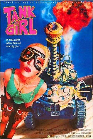Tank Girl (1995):