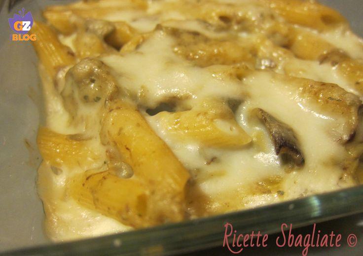 Pasta al forno carciofi e besciamella, ricetta riciclo ma non solo!