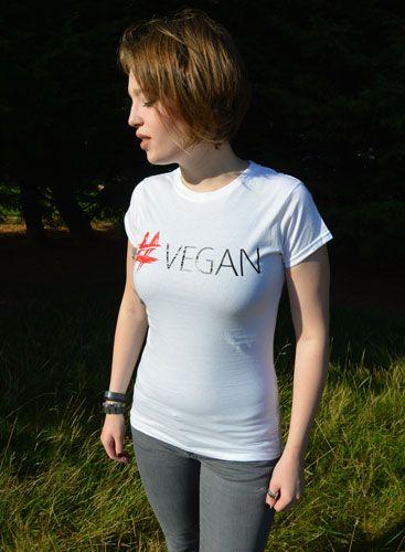 Vegan T-Shirt #vegan
