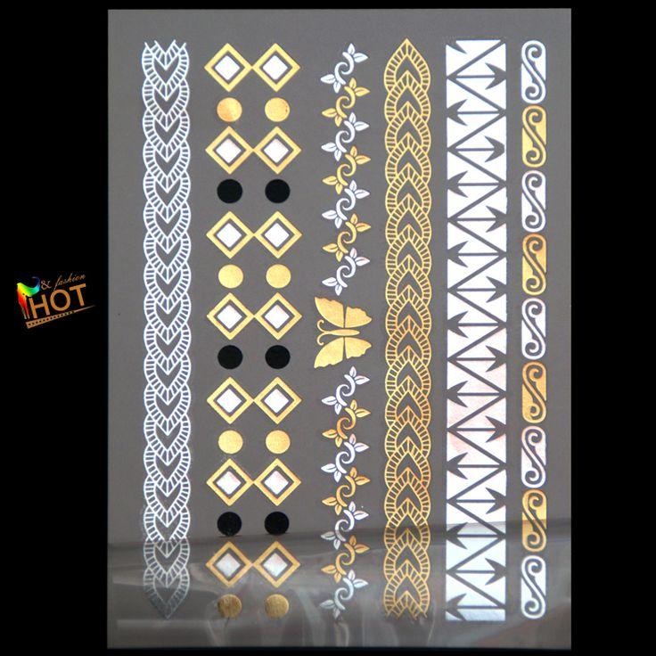 Jiuyue tattoo stickers on Aliexpress.com($0.88