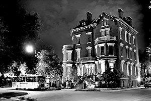 Haunted houses of the American South: Kehoe House, Savannah, Georgia