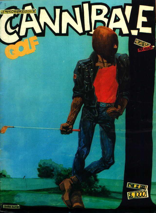 CANNIBALE COVER DI ANDREA PAZIENZA