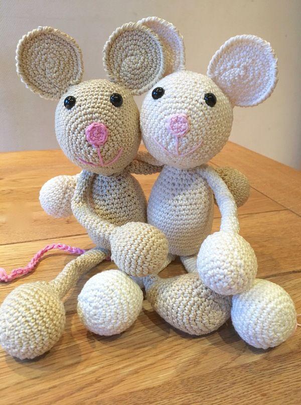 21 best rats(crochet) images on Pinterest | Computer mouse, Plushies ...
