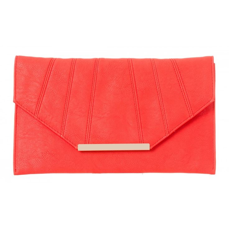 cbch Miki Panelled Clutch