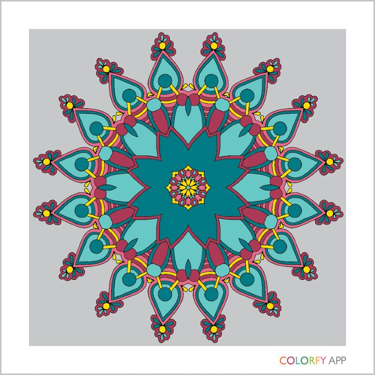 74 Best Images About My Colorfy On Pinterest