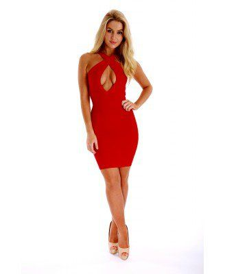 Don't Miss the Latest Bandage Dresses! #bandage #lace #dress #australia