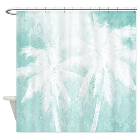 Shower Curtains Turquoise Shower Curtain Bath Bathroom Design 54