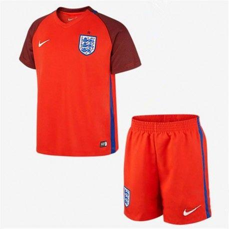 Camisetas del Inglaterra para Niños Away 2016
