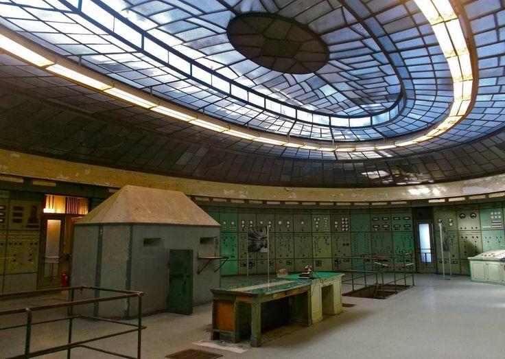 kelenfold power station abandoned budapest