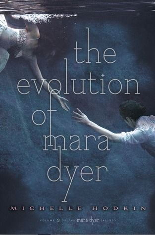 Click to read the review of 'The Evolution of Mara Dyer' at A Bookworm's Guide to Life or pin to save for later