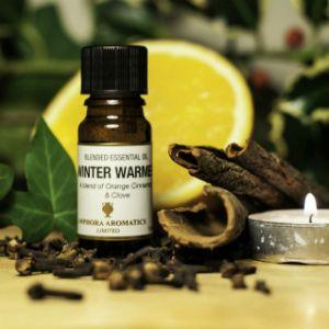 Winter Warmer Blended Essential Oil 10ml   Amphora Aromatics