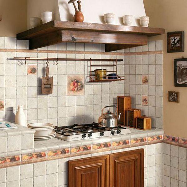 Плитка для кухни Испания
