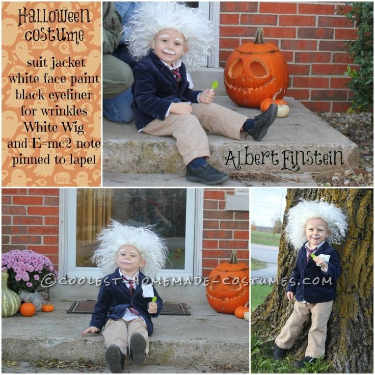 die besten 25 albert einstein costume ideen auf pinterest kinderkost me lustige baby. Black Bedroom Furniture Sets. Home Design Ideas