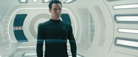 Hmmm...{JJ Abrams Reveals Star Trek Into Darkness Plot & Theme Details + Talks Lens Flares In 3D | TrekMovie.com}