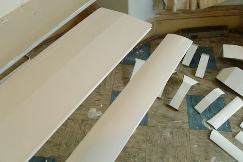 17 Best Images About Baseboard Makeover On Pinterest