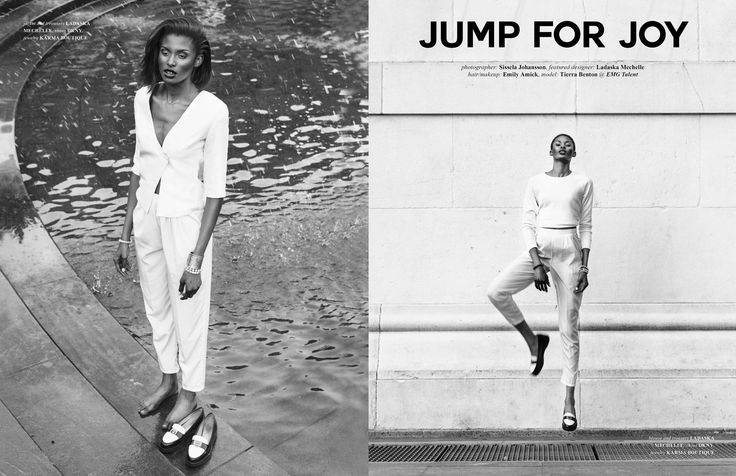 Fashion editorial done for Jute Magazine featuring beautiful model in stunning white outfits