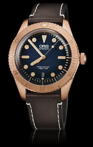 Oris Carl Brashear Limited Edition