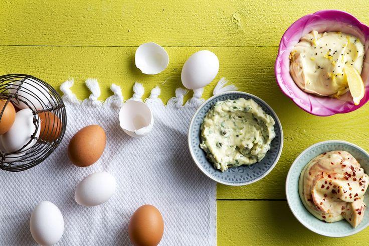 Ultieme mayonaise