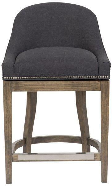 Vanguard Furniture V968-CSS Calloway Swivel Counter Stool  sc 1 st  Pinterest : swivel counter stools with backs - islam-shia.org