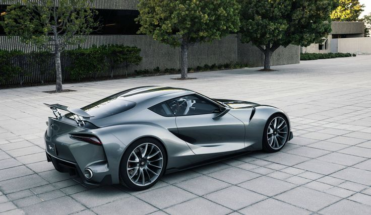 Toyota FT-1 Concept.  yes!