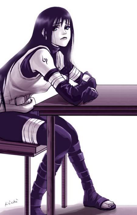 Sad anbu Hinata <<<< I think it's another character, one from the war arc.