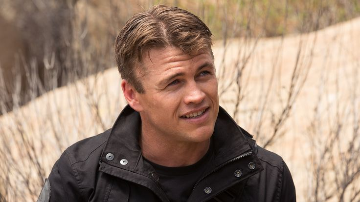 Stubbs played by Luke Hemsworth